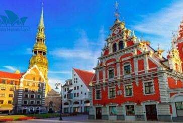 Cảnh đẹp thủ đô Riga của Latvia