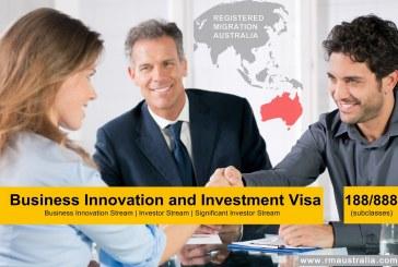 Visa 188C – Định cư Úc dành cho Nhà Đầu Tư Lớn